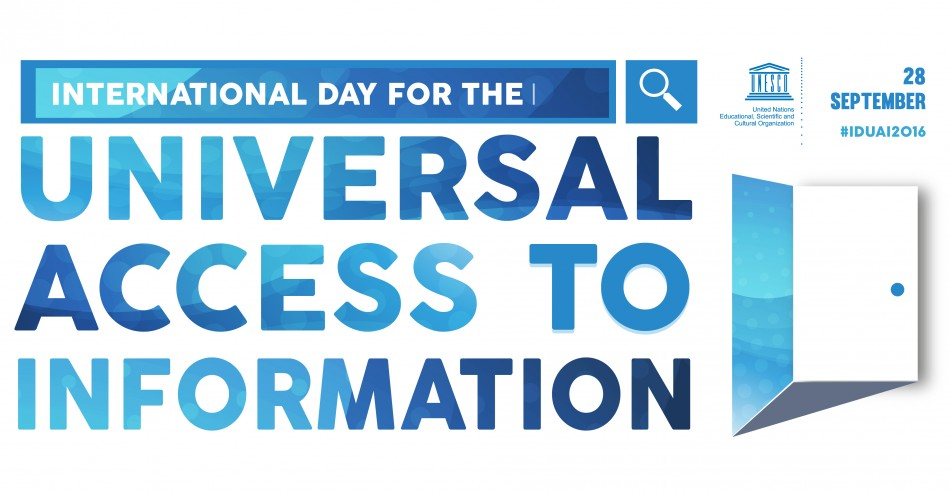 Media partners statement on International Day for Universal Access to Information