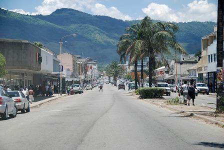 City of Mutare Main Street