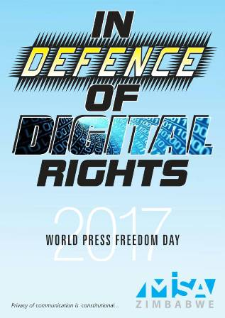 World Press Freedom Day Statement: Cybercrime laws should not subvert digital rights