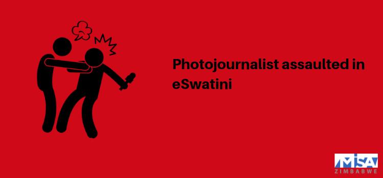 Photojournalist assaulted in eSwatini