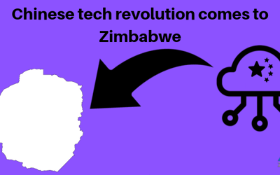 Chinese tech revolution comes to Zim