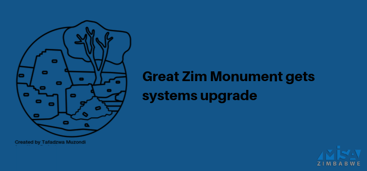 Great Zim Monument gets systems upgrade