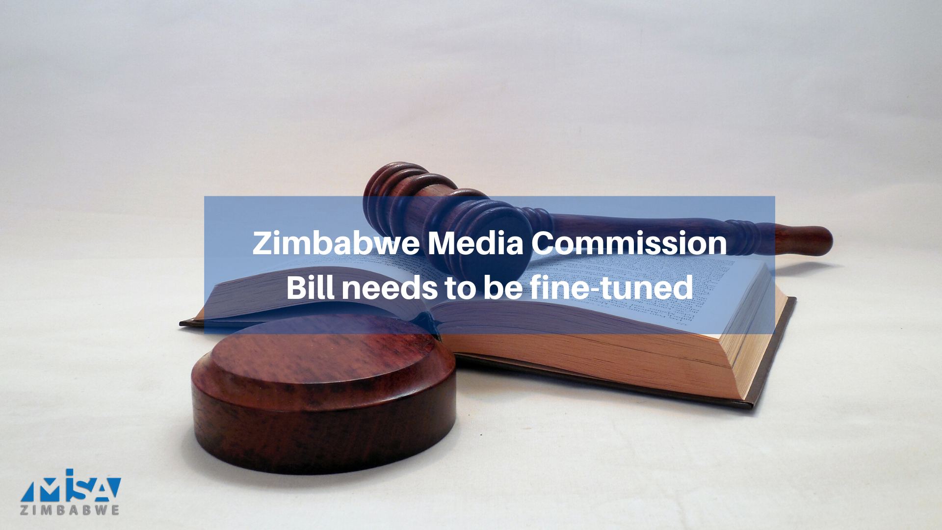 Zimbabwe Media Commission Bill needs to be fine-tuned