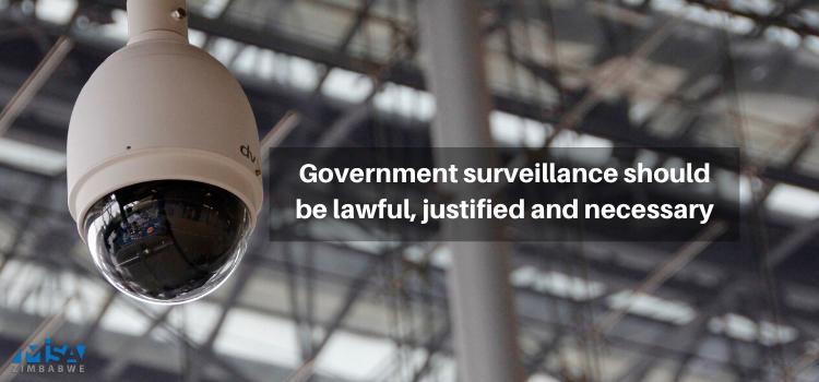Zimbabwe, surveillance, Cybersecurity Bill