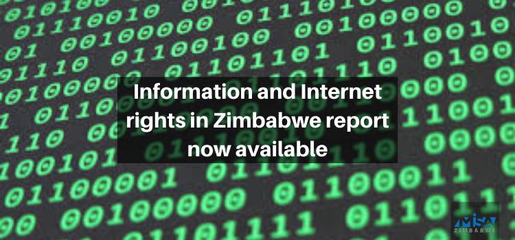 Information rights, Internet rights, Zimbabwe