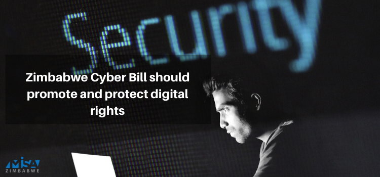 Zimbabwe Cybersecurity and Data Protection Bill