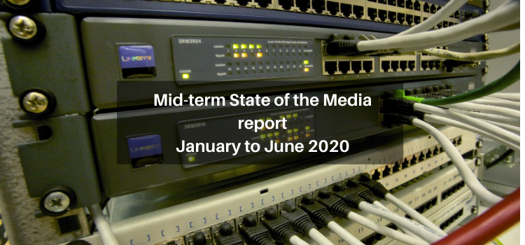 state of the media report mid-term, zimbabwe