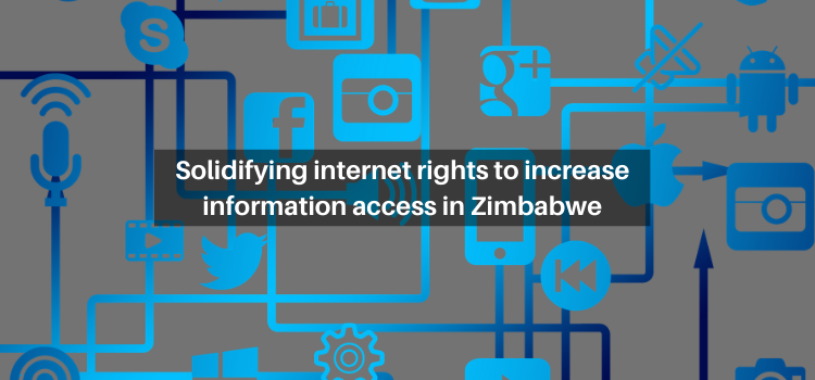 Internet rights, access to information, Zimbabwe