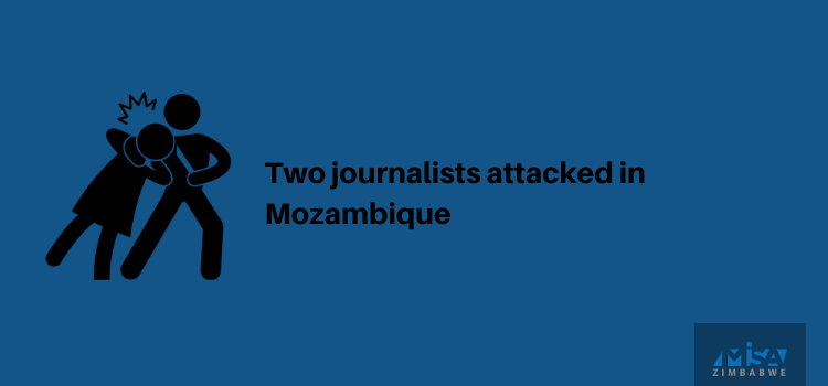 Two journalists attacked in Mozambique