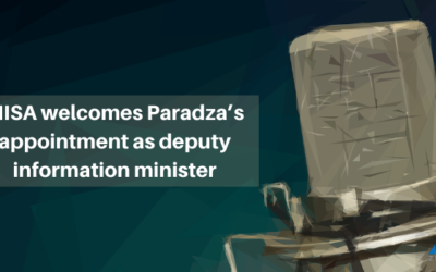 MISA welcomes Paradza's appointment as deputy information minister