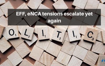 EFF, eNCA tensions escalate yet again